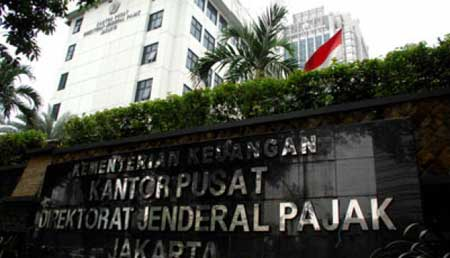 Alamat & Nomor Telepon Kantor Pajak Jakarta Pusat