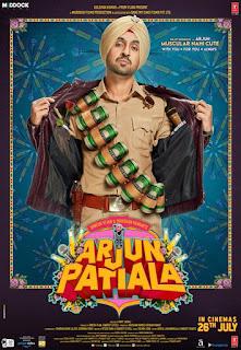 Arjun Patiala First Look Poster 4