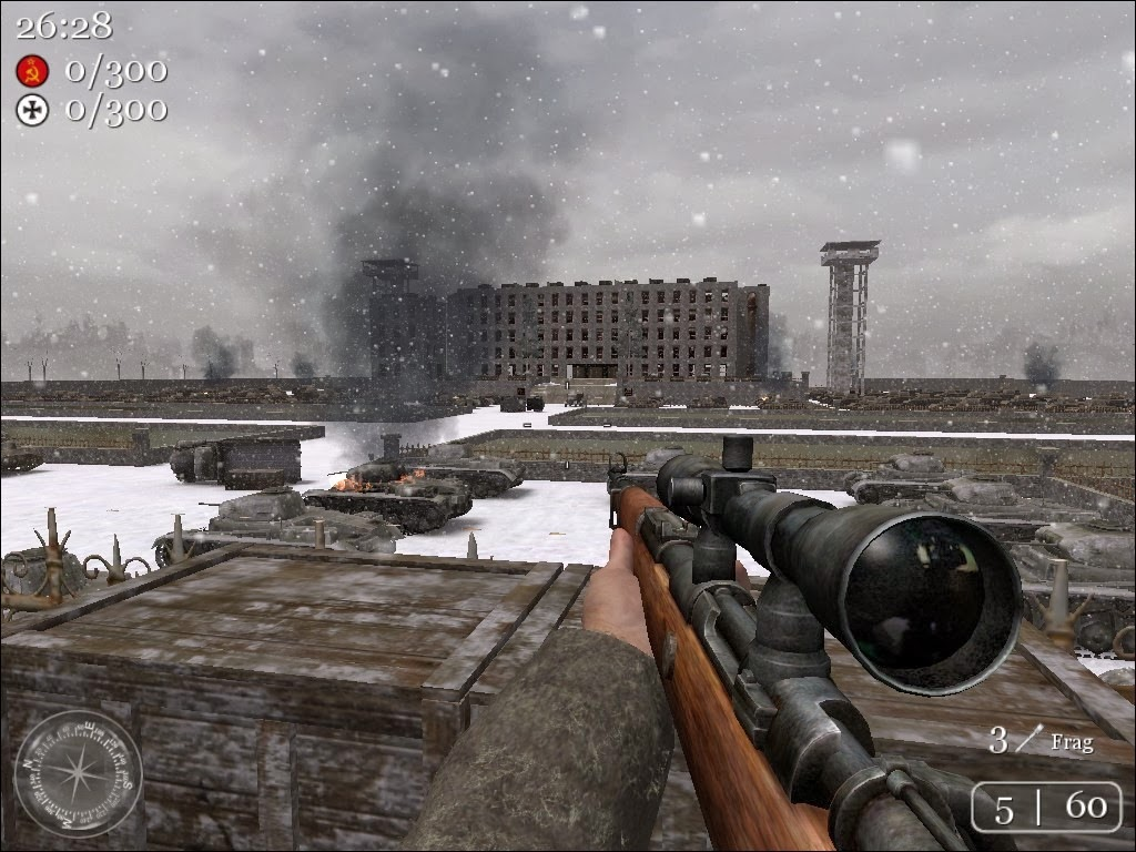 Call Of Duty 2 Map
