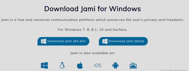 5 تطبيقات مجانية بديلة لتطبيق سكايب لويندوز ولينكس والاندرويد وiOS