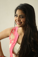 Aishwarya Lekshmi looks stunning in sleeveless deep neck gown with transparent Ethnic jacket ~  Exclusive Celebrities Galleries 028.JPG