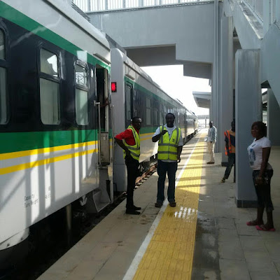 Abuja To Kaduna Rail Transportation is now completed