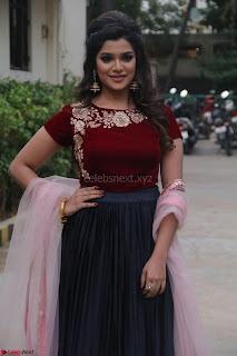 Actress Aathmika in lovely Maraoon Choli ¬  Exclusive Celebrities galleries 004.jpg