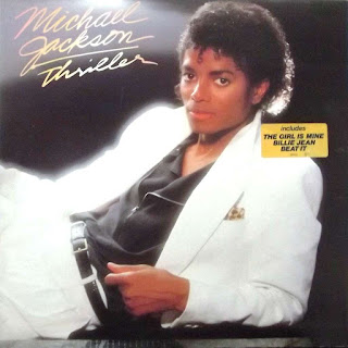 Thriller (1982) sold 110 million albums. The album sold 2 million a week during its release.