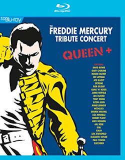 The Freddie Mercury Tribute Concert [BD25]