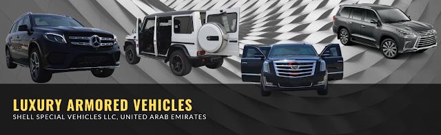 Bulletproof Luxury Cars