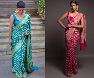 Keep these five things in mind when choosing and wearing a sari - hdfilmywap48