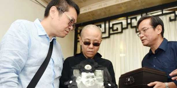 Australia Desak Diktator China Bebaskan Janda Peraih Nobel Liu Xiaobo