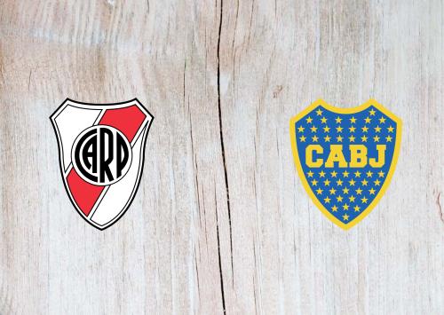 River Plate vs Boca Juniors -Highlights 2 October 2019