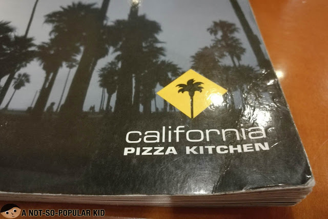 California Pizza Kitchen Menu Logo