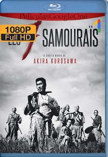 Los Siete Samurais [1954] [1080p BRrip] [Latino-Inglés] [GoogleDrive] RafagaHD