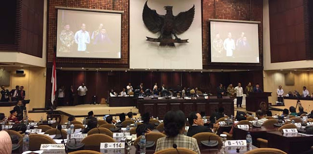 Musyawarah Buntu, Pemilihan Ketua DPD Dilakukan Lewat Voting
