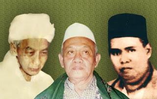 Biografi KH. M. Munawir Krapyak