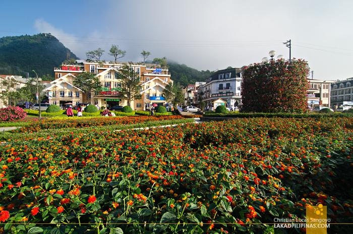 Lake Garden Sapa Vietnam