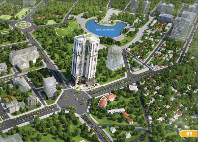 Dự án Luxury Park Views