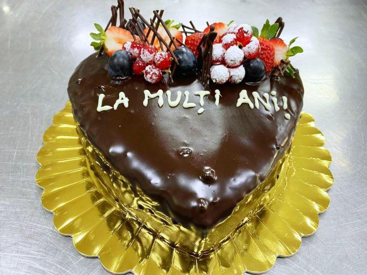 """La multi ani, """"Pasticceria Edeea, by Zanarini""""!"""