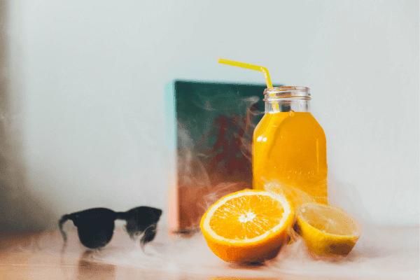 Bukan Sekadar Gaya-gayaan, Minum Jus Juga Bisa Atasi Ketergantungan Obat