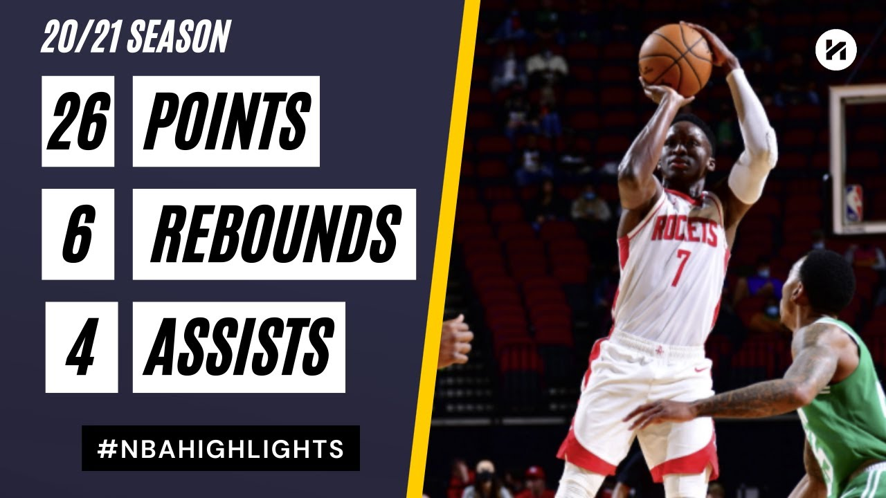 Victor Oladipo 26pts 6reb 4ast vs BOS | March 14, 2021 | 2020-21 NBA Season