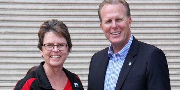 McClure and Faulconer