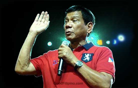 Duterte will not attend his proclamation on Monday, May 30