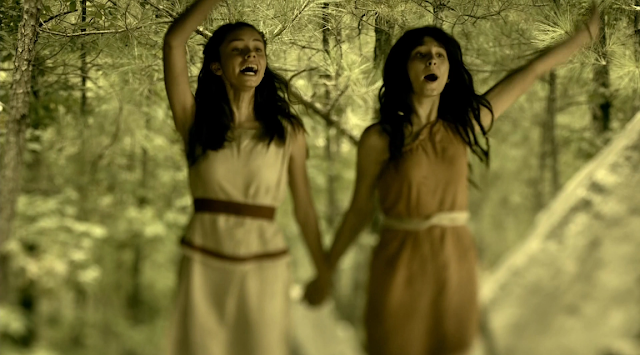 Sybil And Seline The Vampire Diaries