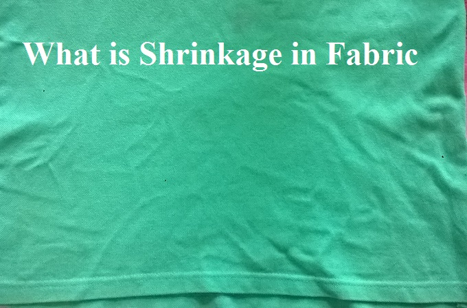 What is Shrinkage in Fabric and Clothes
