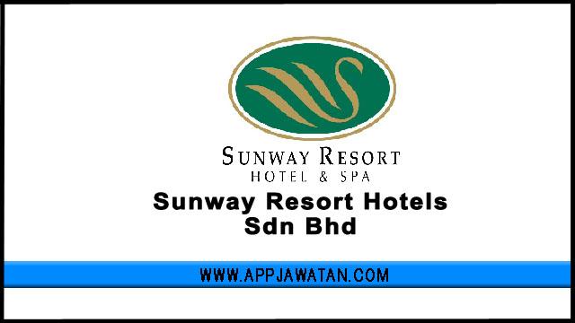 Sunway Resort Hotels Sdn Bhd