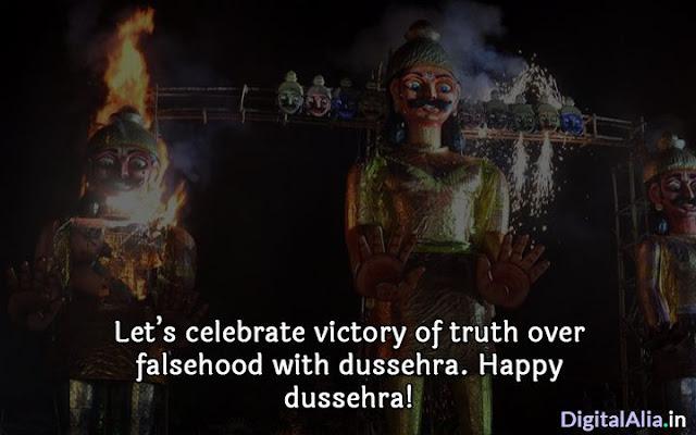 dussehra celebration images