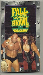 WCW Fall Brawl 1998 - Event poster