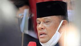 Sindir Moeldoko yang Jadi Ketum Partai Demokrat Tapi Bukan Kader, Gatot Nurmantyo: Memalukan