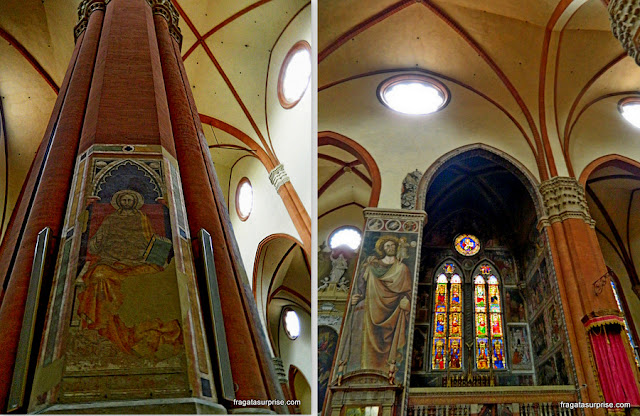 Capela dos Reis Magos, Basílica de São Petrônio, Bolonha, Itália
