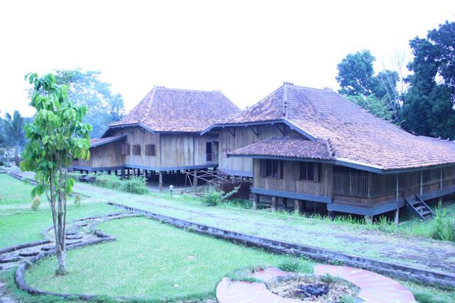 Rumah Limas di Palembang