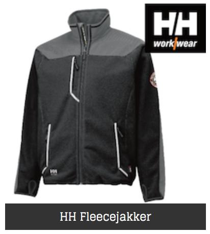 Helly Hansen fleecejakker