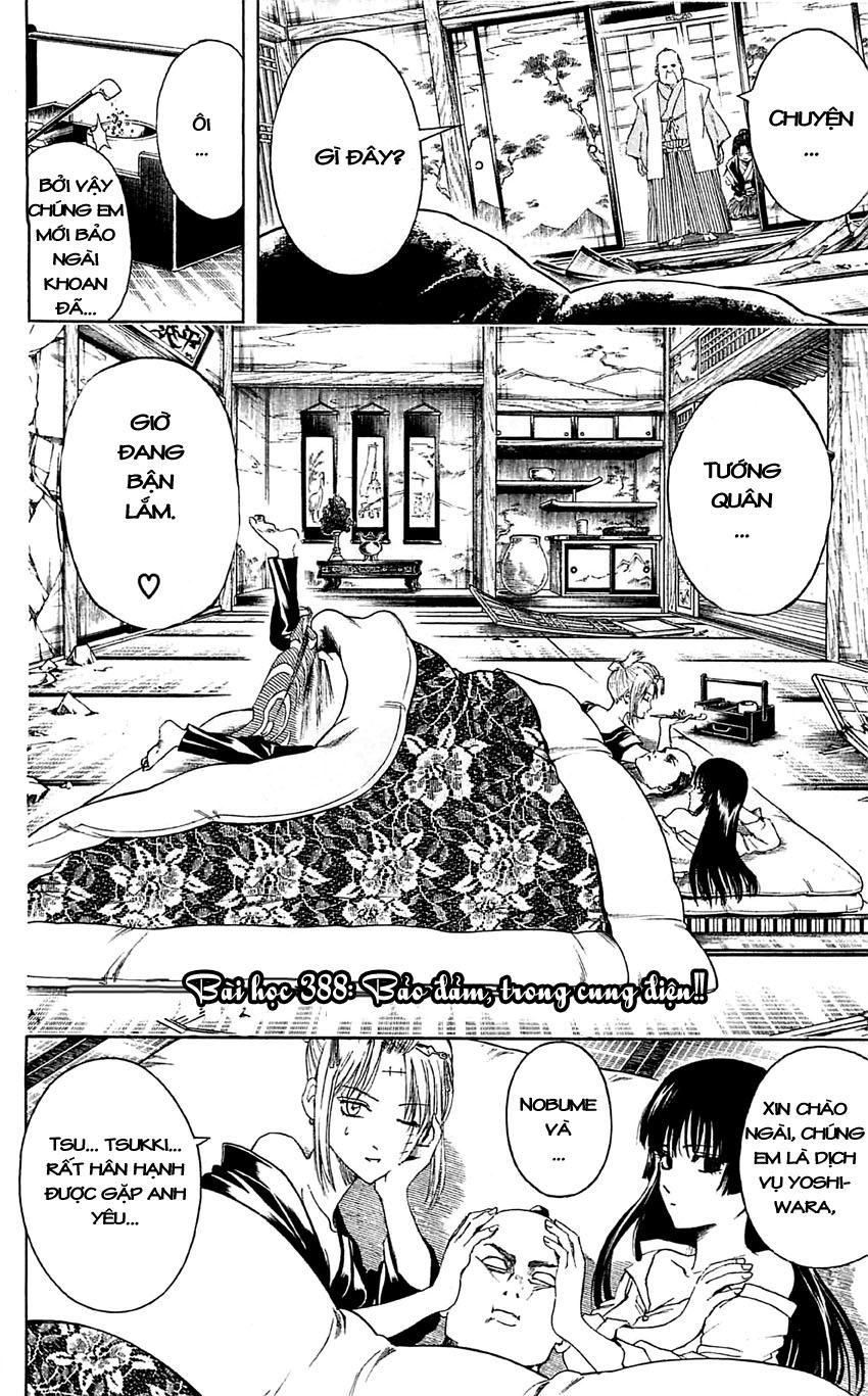 Gintama Chap 388 page 5 - Truyentranhaz.net