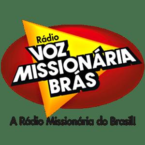 Ouvir agora Rádio Voz Missionária Brás - Web rádio - Brasilândia de Minas / MG