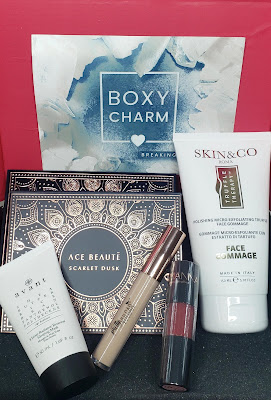 Beauty Box Showdown: BoxyCharm Jan 2020 vs Ipsy Glam Bag Plus Jan 2020