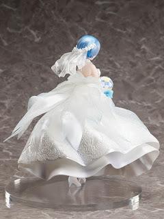 Re:Zero – Rem -Wedding Dress-, F:NEX (FuRyu)