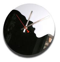 часы-лица иллюзии