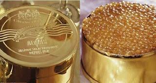 Almas Kaviar ($ 25.000)