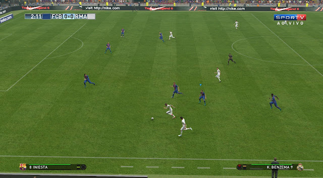 PES 2017 Turf Real V2 + New Flooring dari A. Said