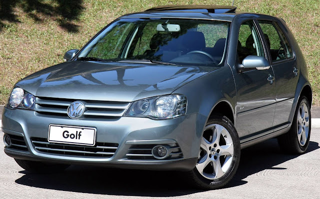Volkswagen Golf Tech 2009