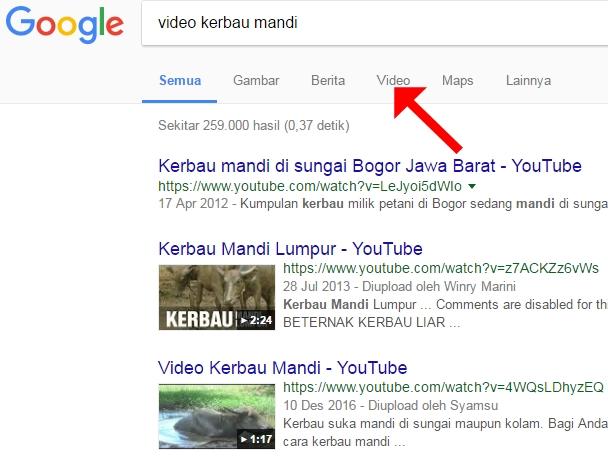 4 Cara Mengetahui dan Copy Paste Link URL Video Youtube