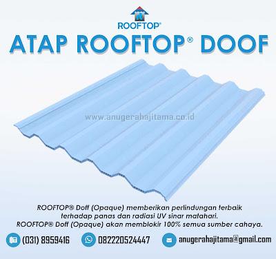 Atap Rooftop Doff
