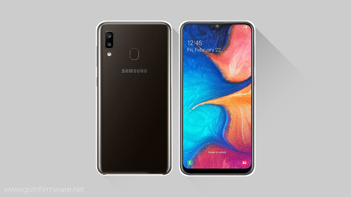 Samsung Galaxy A20 SM-A205G Firmware/Stock ROM File