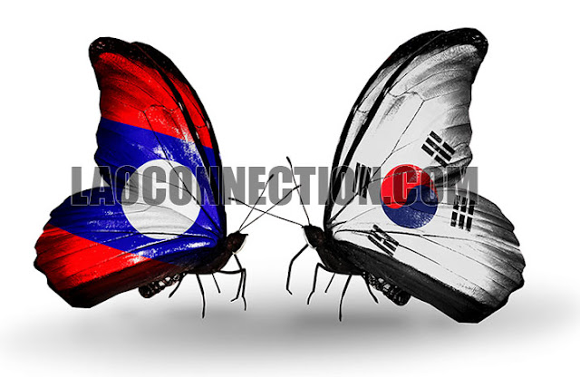 A brief look at Lao-South Korean diplomatic relations