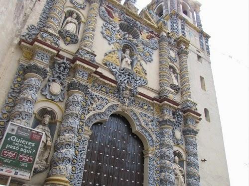 Iglesia de La Merced en Atlixco