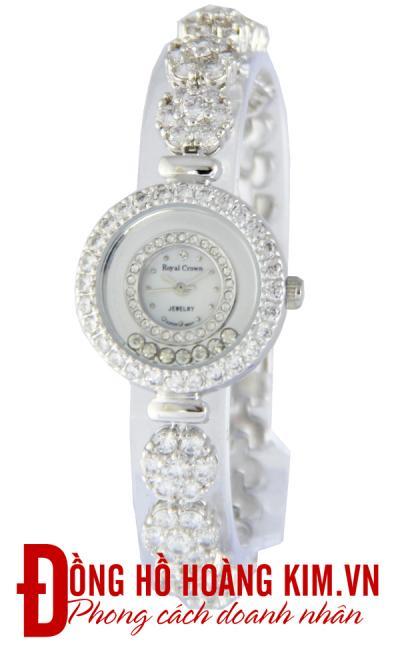 mua đồng hồ nữ đính đá