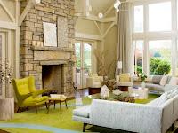 Wohnideen Wohnzimmer Farbgestaltung
