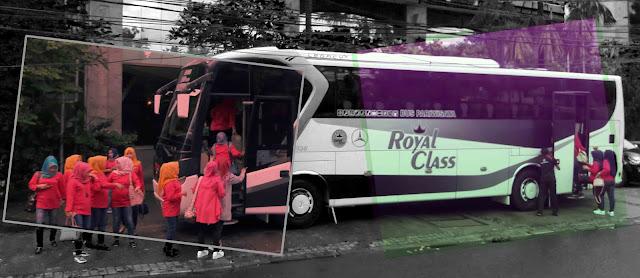 sewa bus dan elf di jakarta