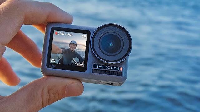 Kualitas kamera DJI Osmo Action Camera